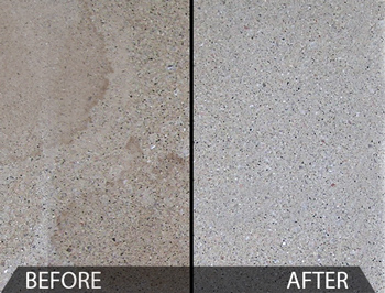 Remove Concrete Stains