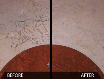 Stone Stain Removal